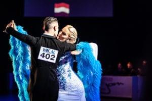Privélessen stijldansen ballroom latin Dansstudio Isashi Hoogeveen