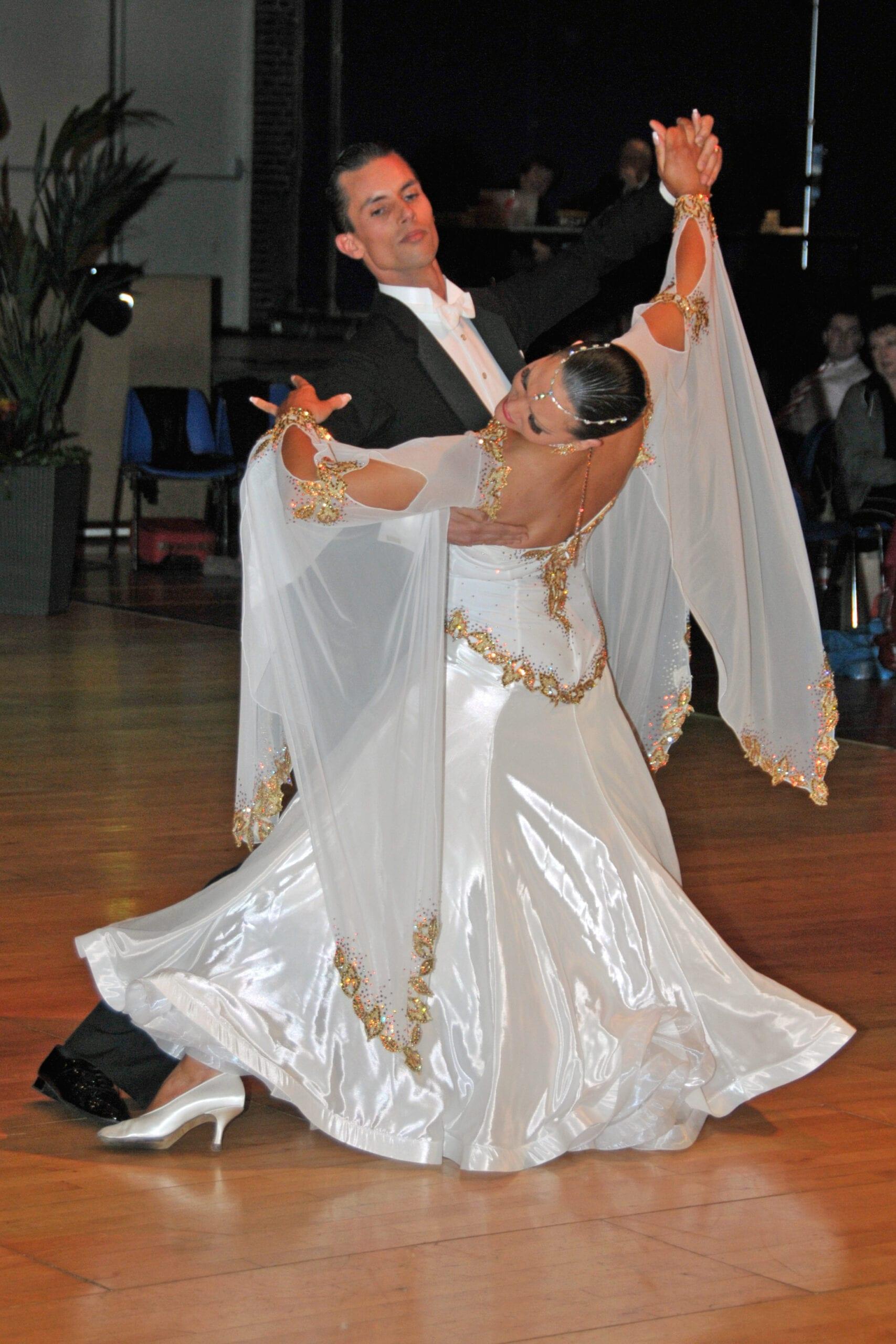 Dansstudio Isashi Isao Wolvekamp en Shirley Benton